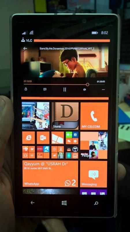 Windows Phone 8.1 multi-window