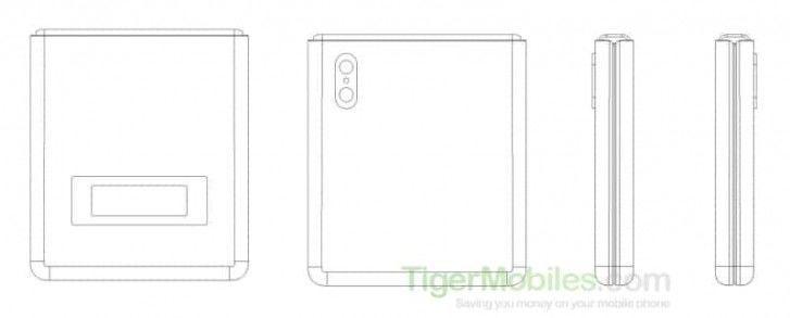 Xiaomi - ohebný telefon