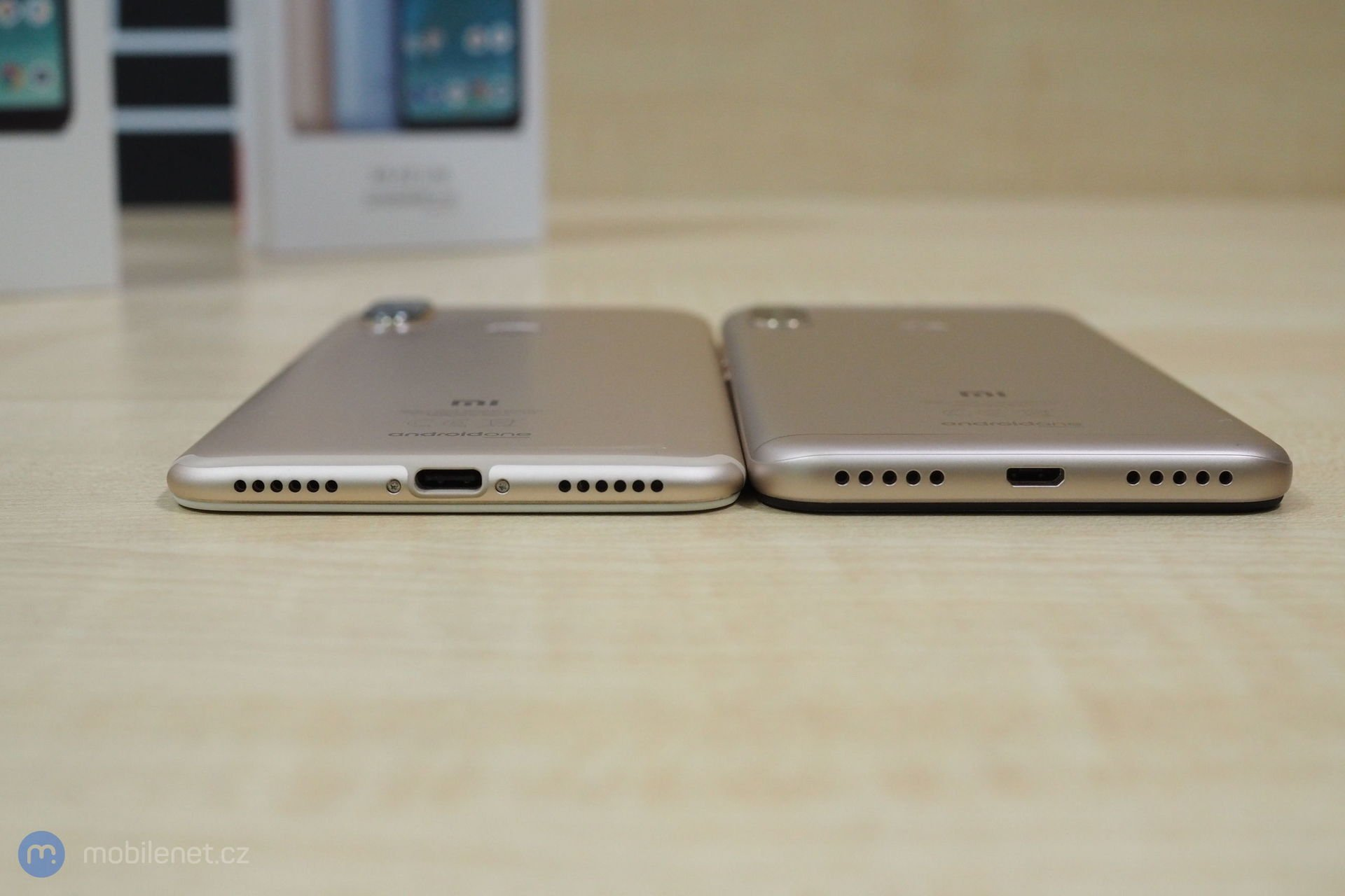 Xiaomi Mi A2 a A2 Lite