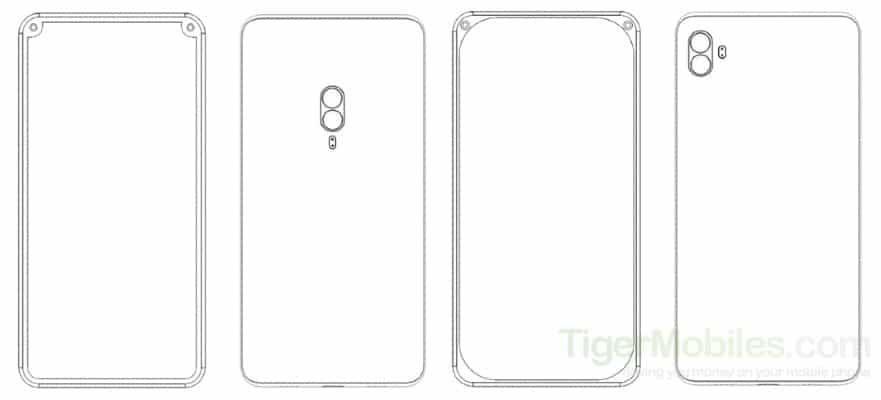 Xiaomi patent selfie