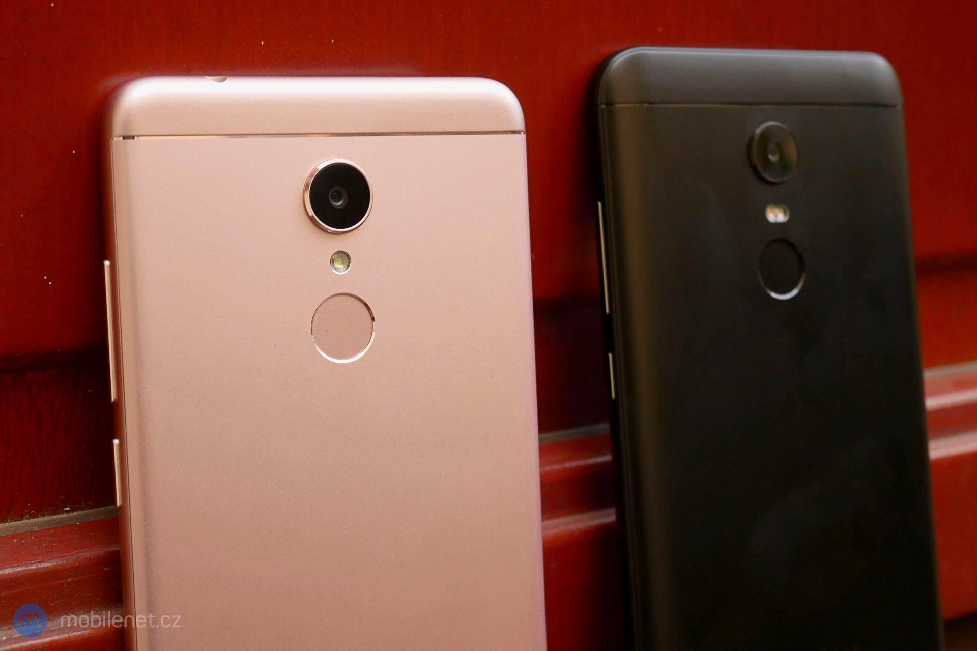Xiaomi Redmi 5 a Redmi 5 Plus