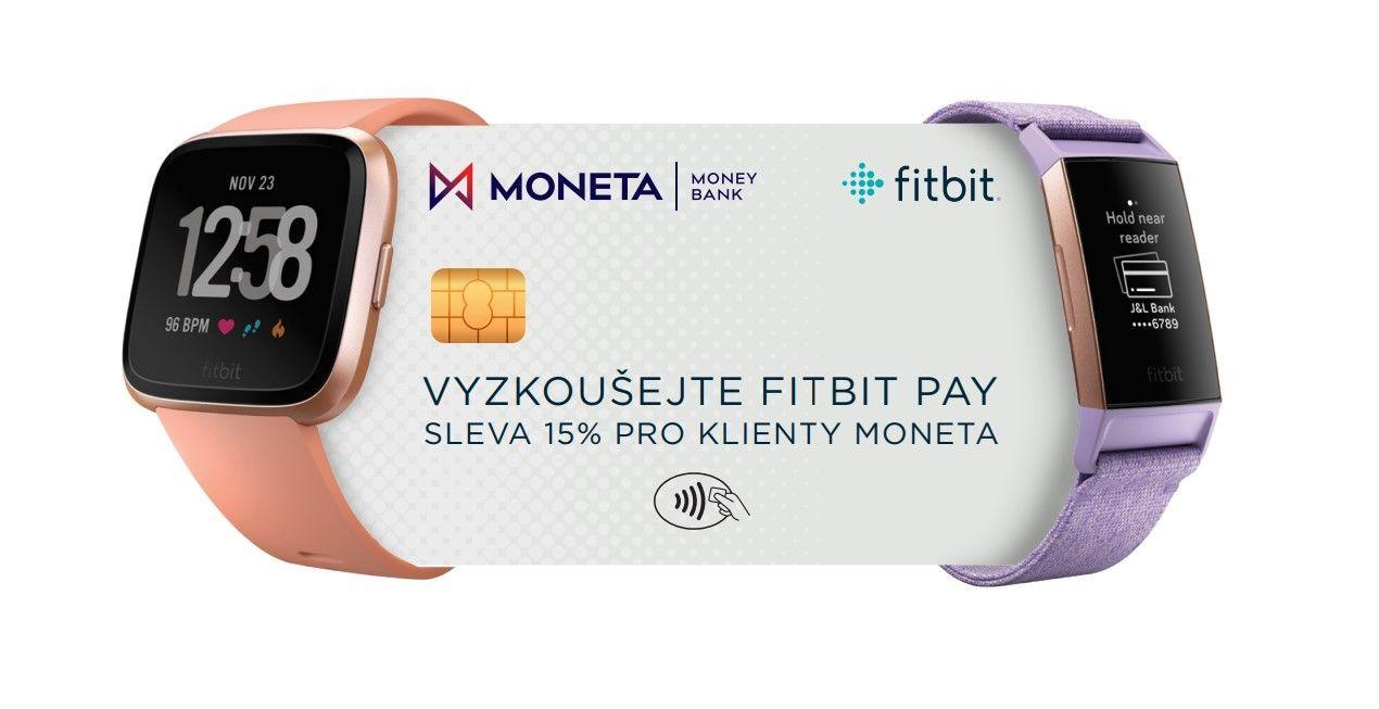 Fitbit MONETA