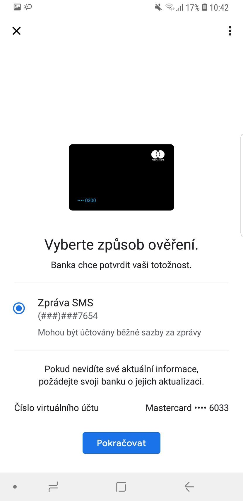 Google Pay - Equa bank