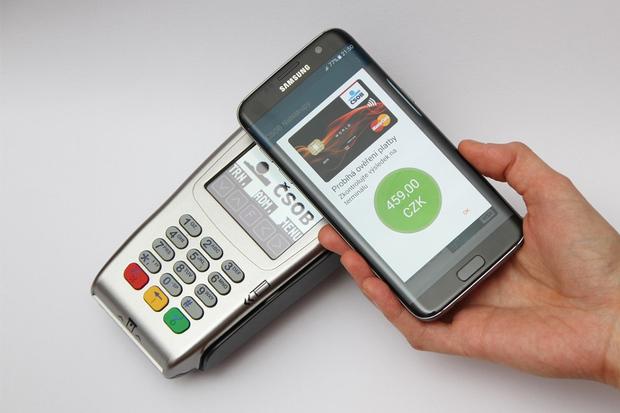 ČSOB ani v budoucnu s Google Pay nepočítá
