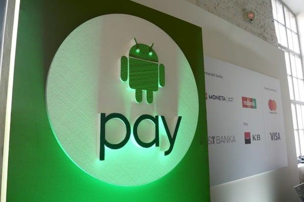 Android Pay je oficiálně v Česku! Máme pro vás všechny dostupné informace