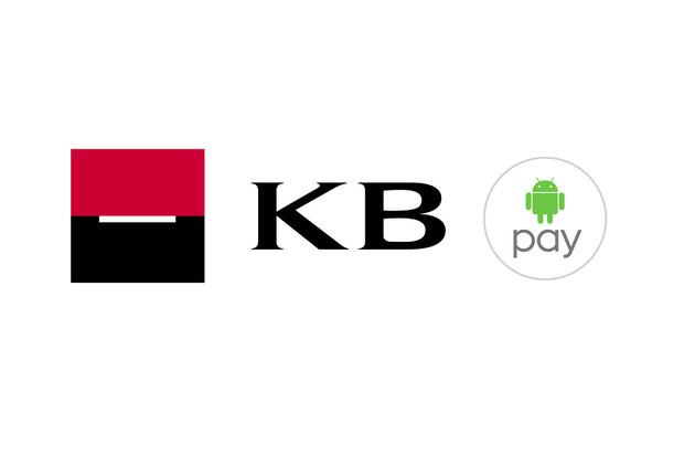 Komerční banka konečně spouští Android Pay pro všechny své zákazníky