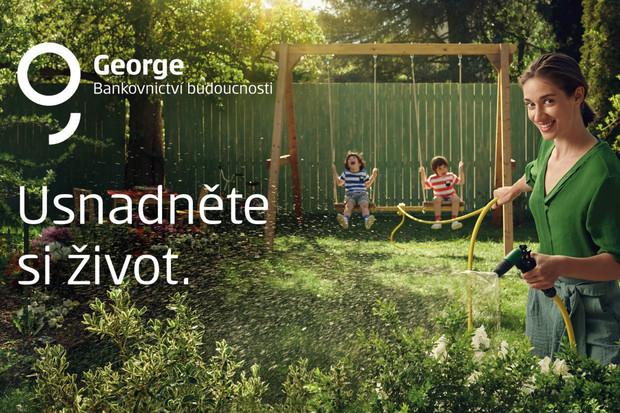 Bankovnictví George od České spořitelny startuje naostro, chystají se i NFC platby