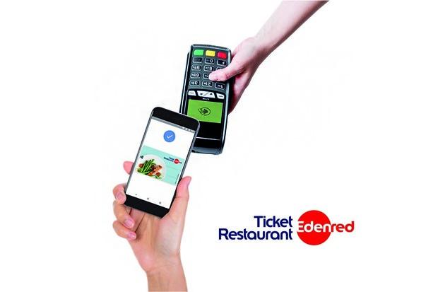 Edenred zavádí jako první nebankovní společnost platby skrze Google Pay