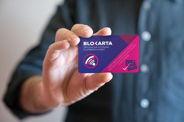 Bezkontaktní karty v bezpečí. Přivítejte Blokartu