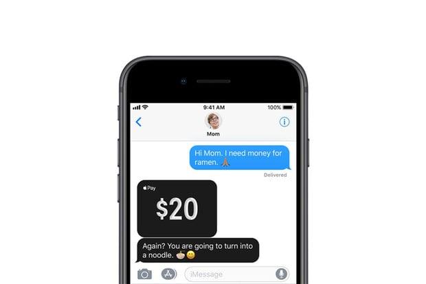 Apple Pay Cash si v Česku prozatím neužijeme