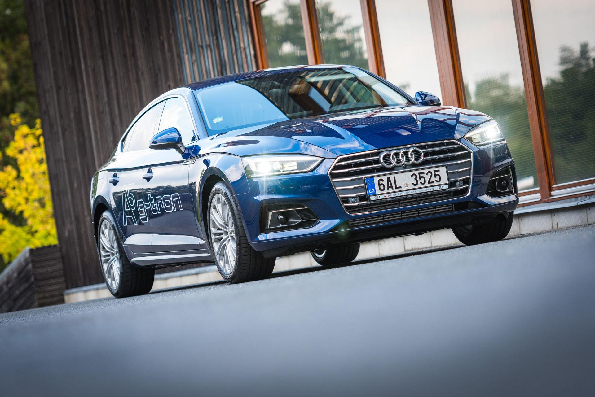 Audi A5 g-tron