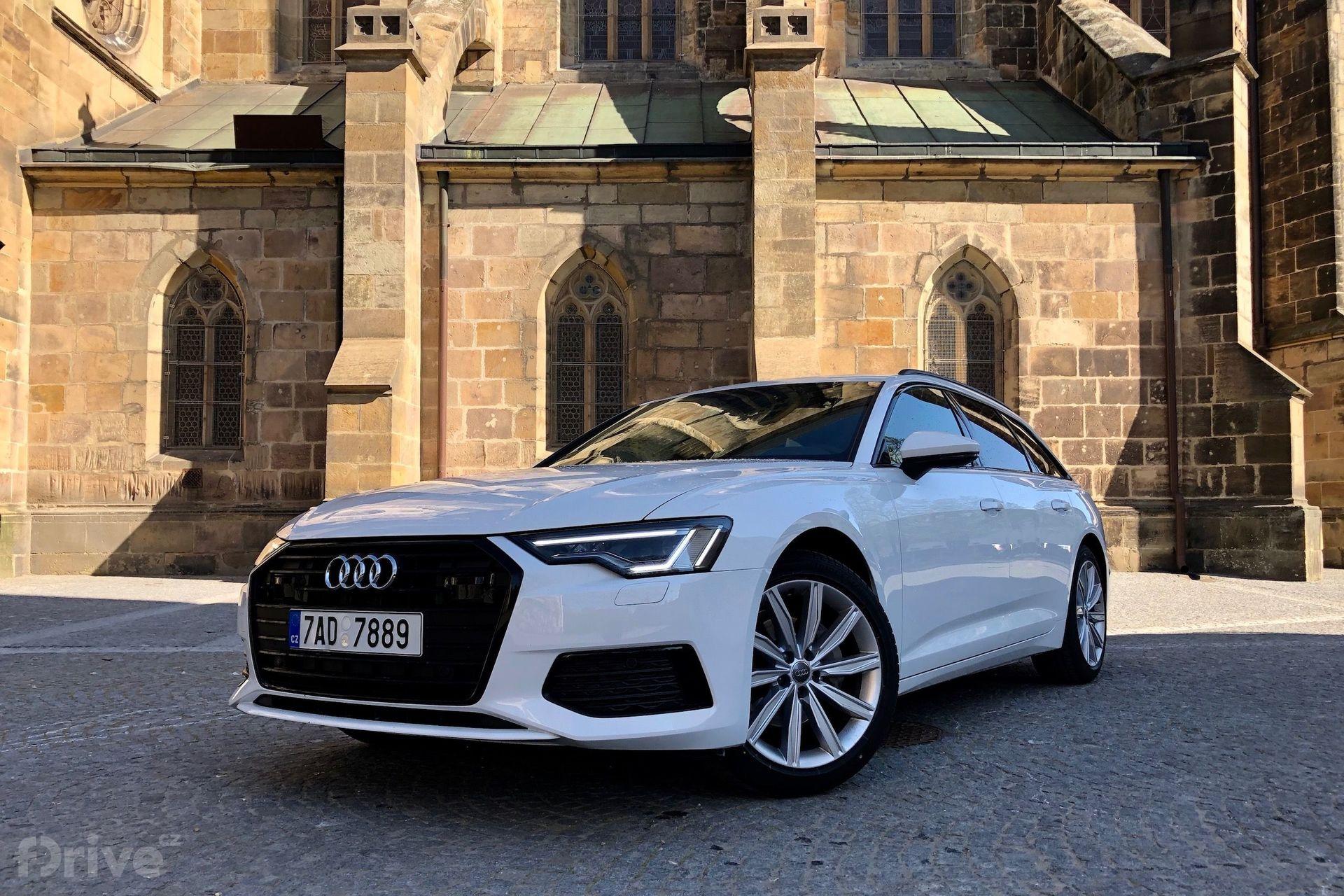 Audi A6 (2018)