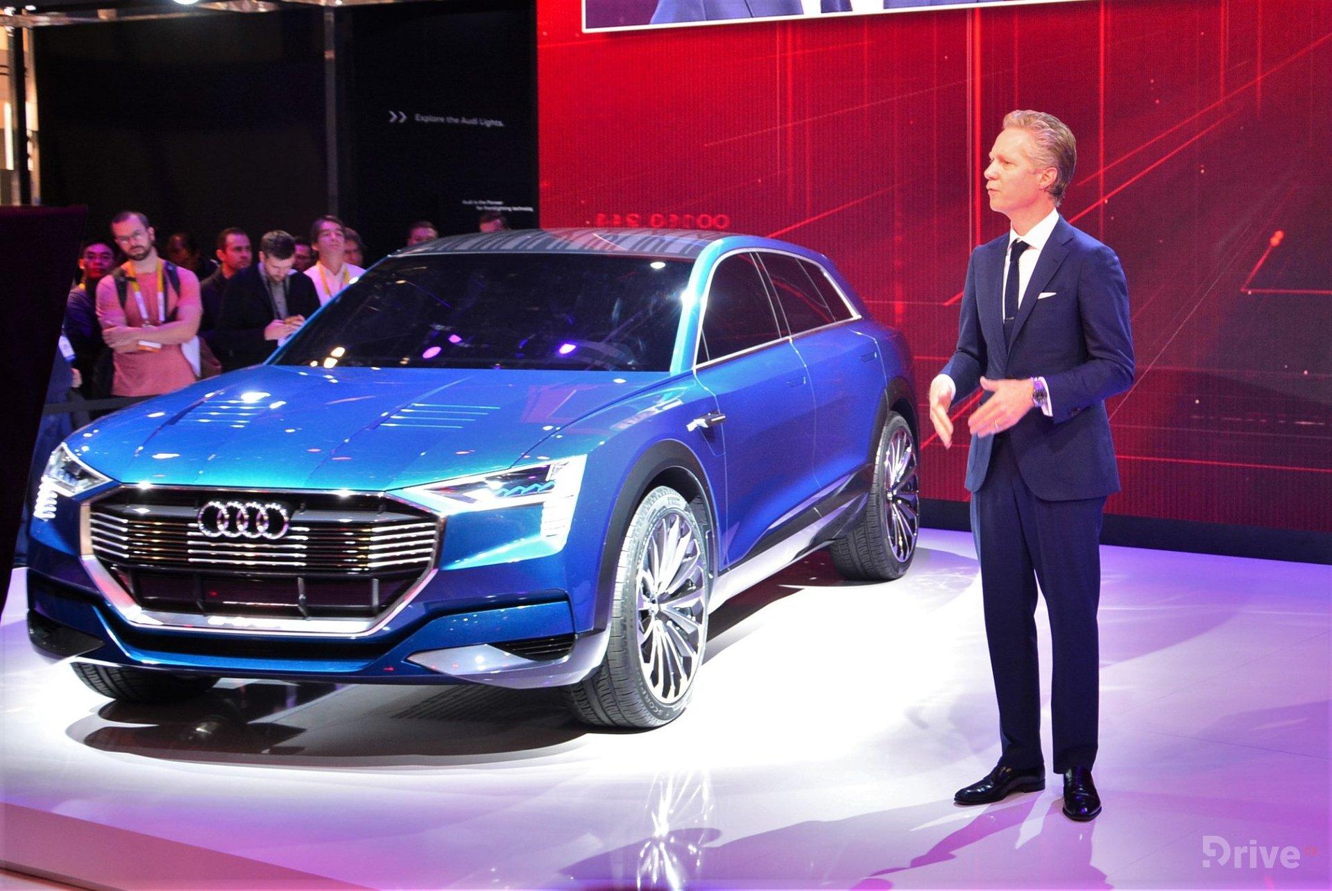 Audi e-tron quattro koncept