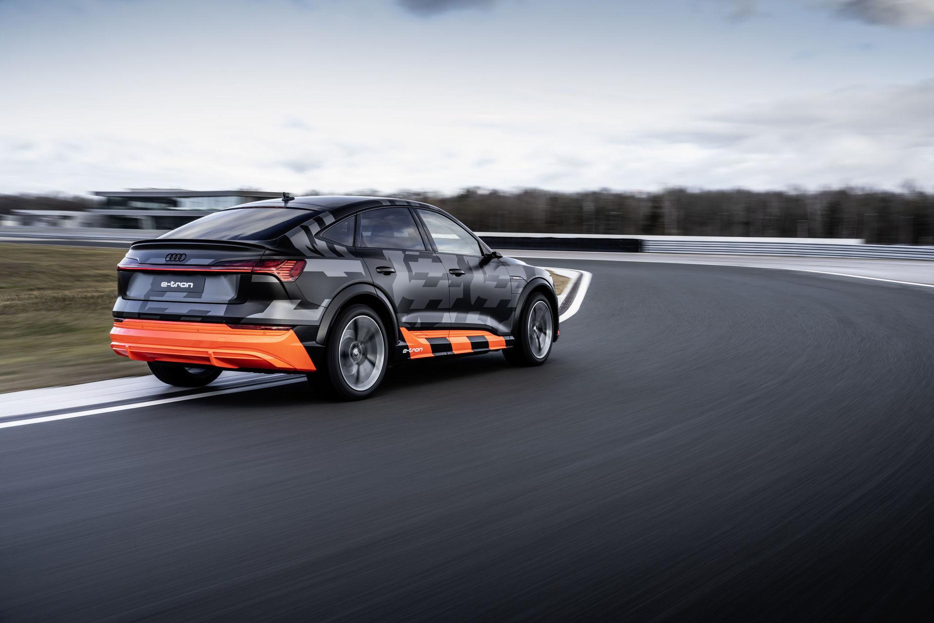 Audi e-tron S (2020)