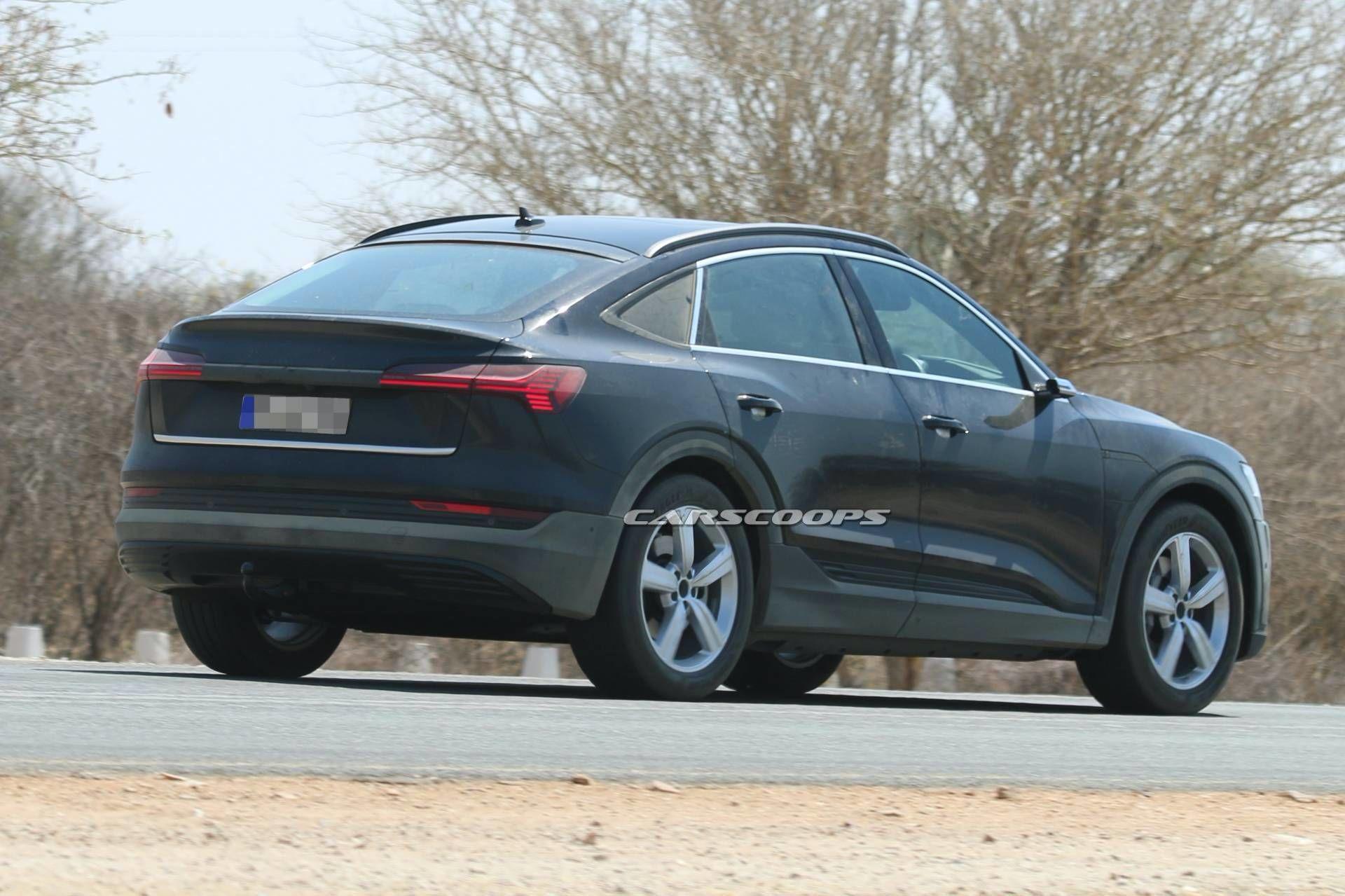 Audi e-tron Sportback (2020)