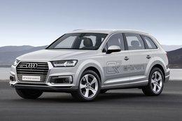 Audi Q7 e-tron (2015)