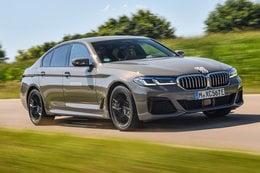 BMW 5 (2020)