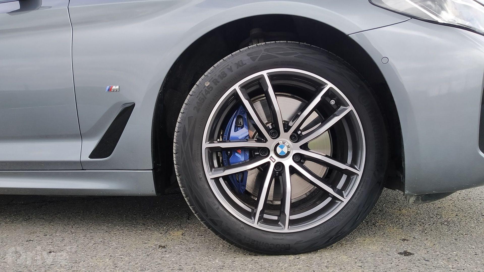 BMW 530e xDrive (2021)