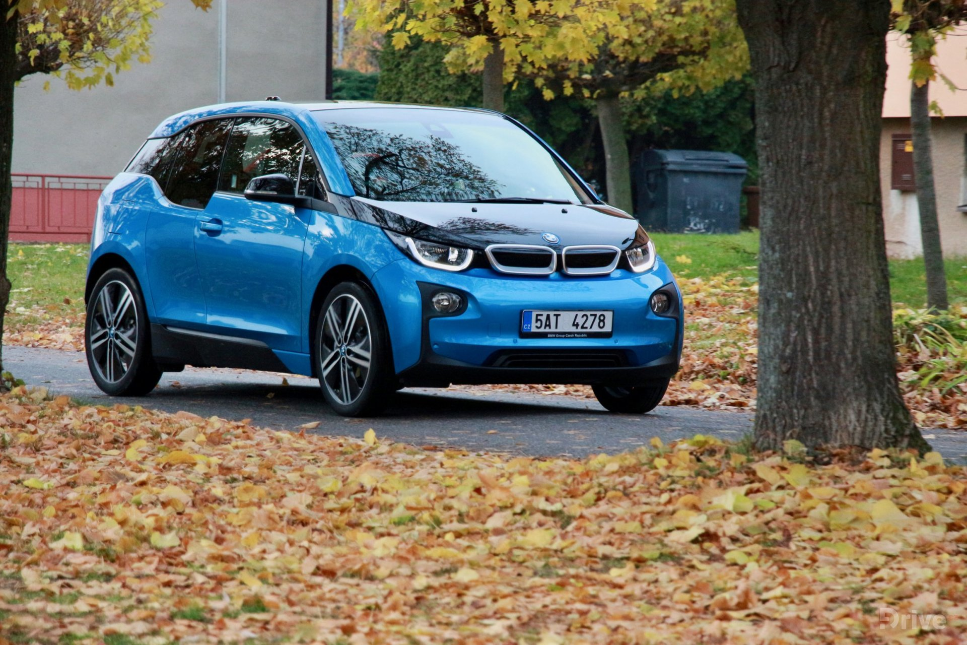 BMW i3 (2016)