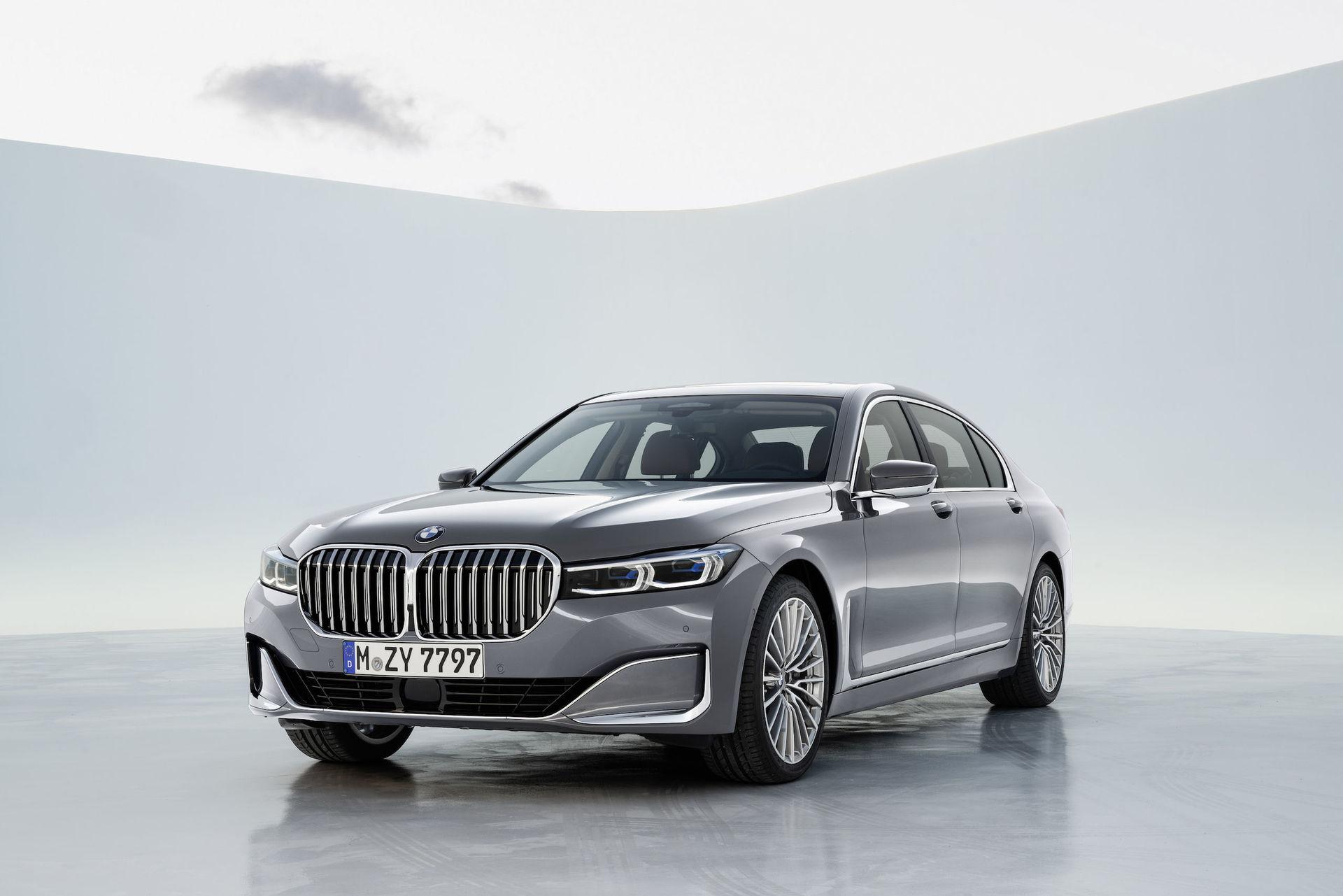 BMW řady 7 (2019)