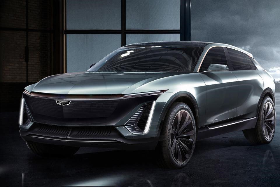 Cadillac crossover koncept