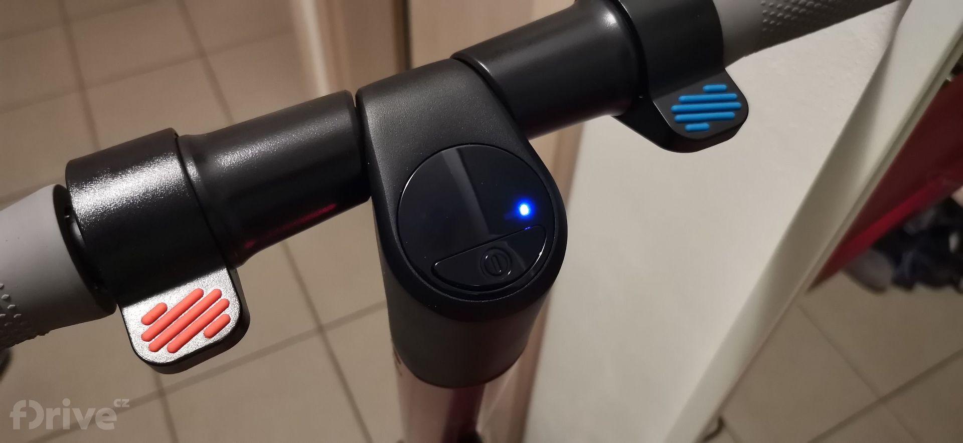 Elektrická koloběžka SEAT MÓ eKickScooter