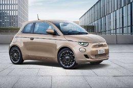 Fiat 500e (2021)