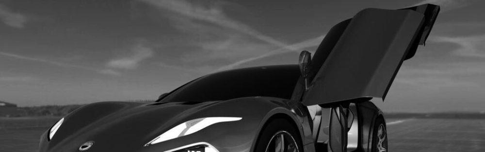 Fisker teaser elektromobilu