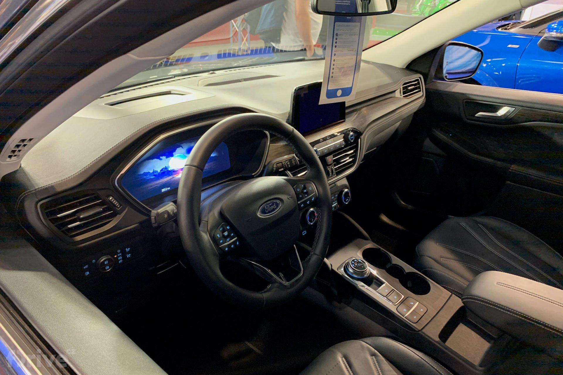 Ford Kuga (2019)