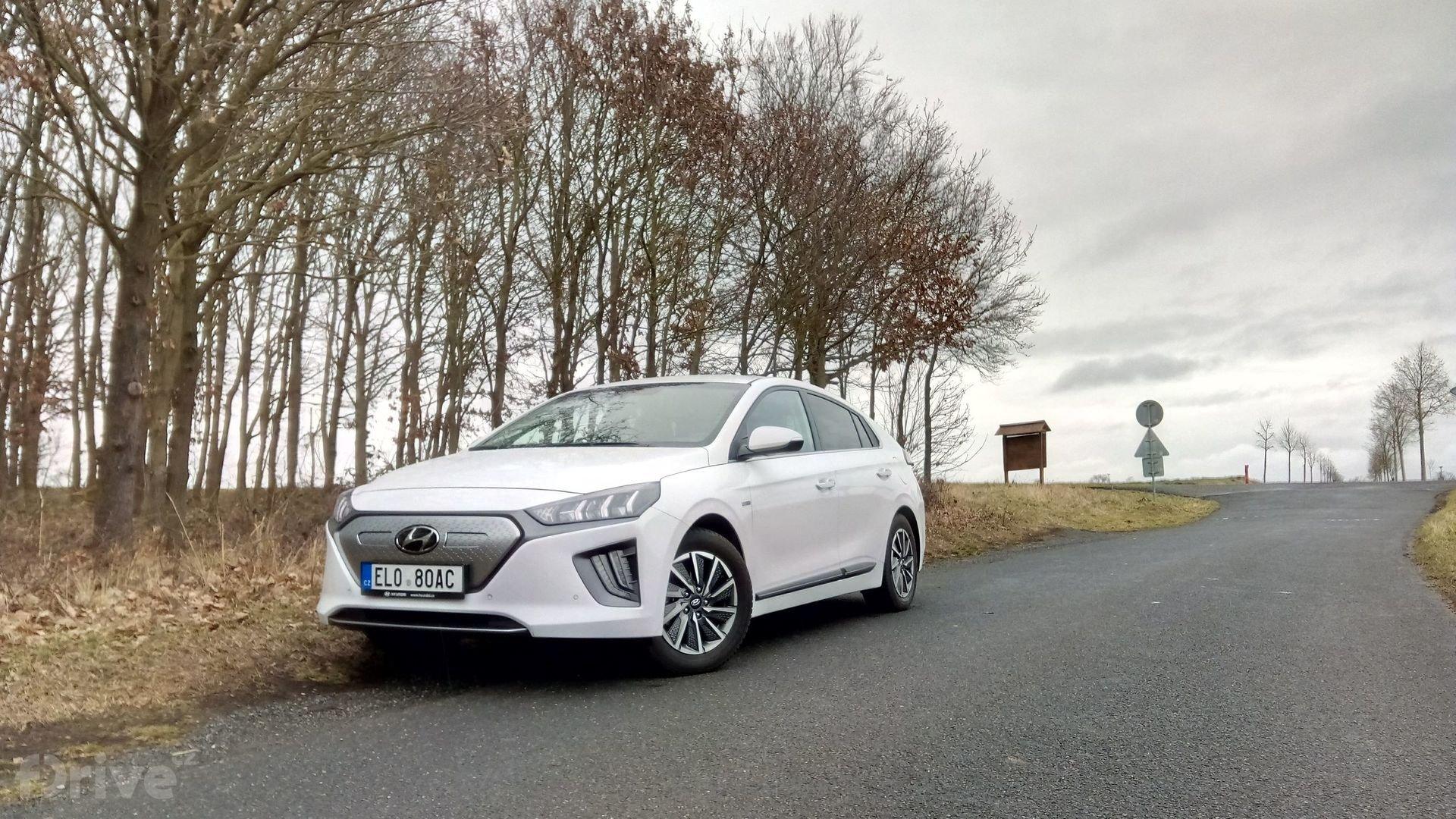 Hyundai Ioniq electric (2019)