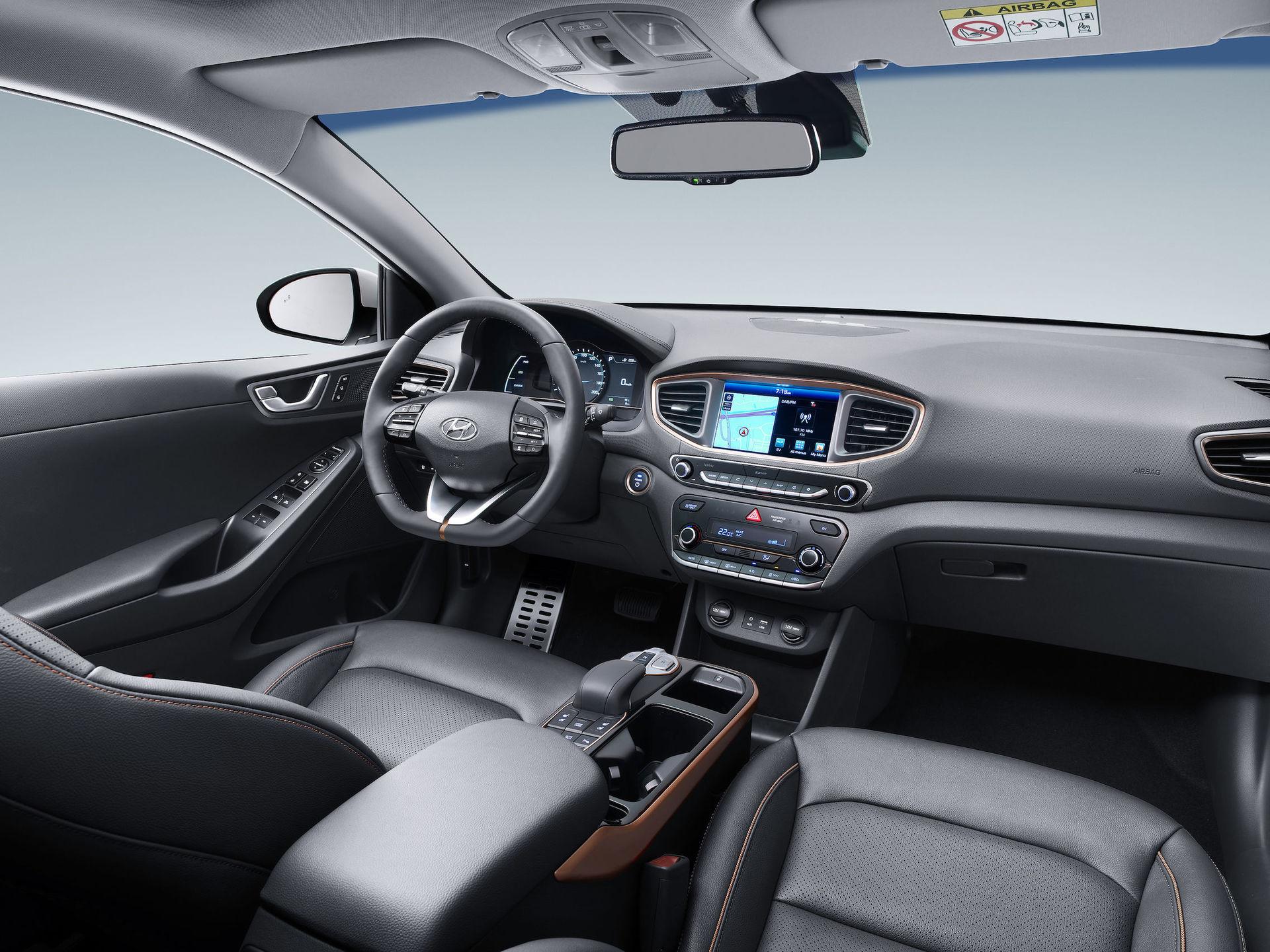Hyundai Ioniq Electric (2020)