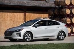 Hyundai Ioniq plug-in hybrid (2017)