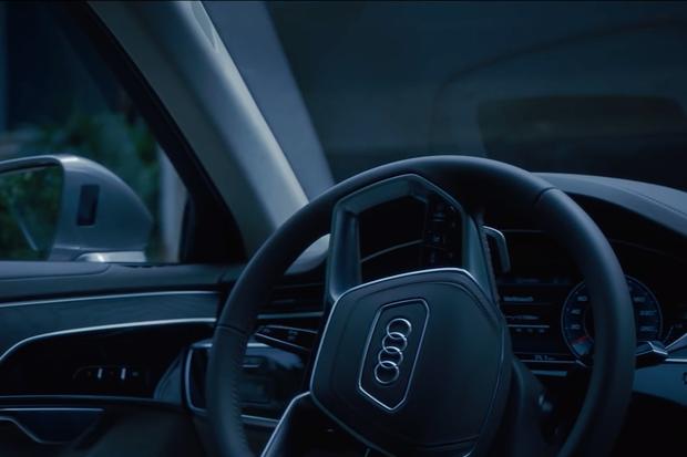 Jak bude probíhat automatické parkování Audi A8?