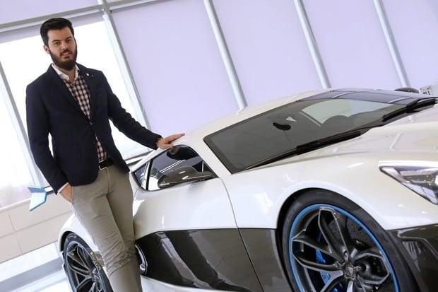Autonomní vozidla naprosto změní vzhled aut. Tvrdí šéf luxusní automobilky Rimac
