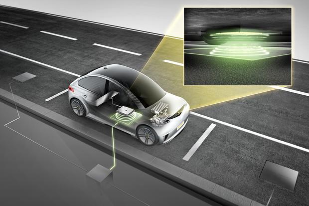 Ve Švédsku postaví silnici s dynamickým bezdrátovým nabíjením
