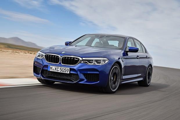 Modely divize M budou elektrifikovány, BMW však nechce nic uspěchat
