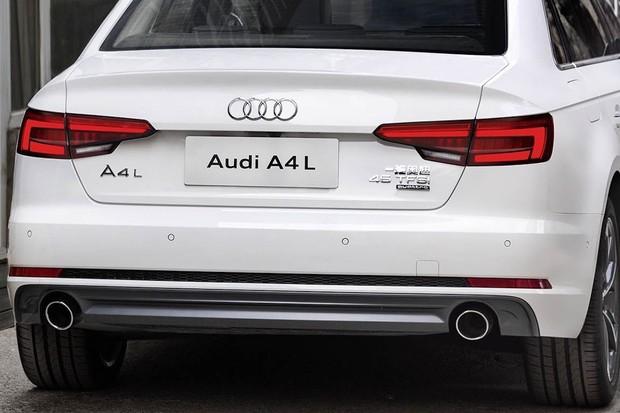 Audi mění označení svých modelů. V Číně už změna proběhla dávno