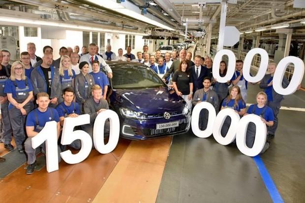 Volkswagen má co slavit, prodal již 150 milionů vozů