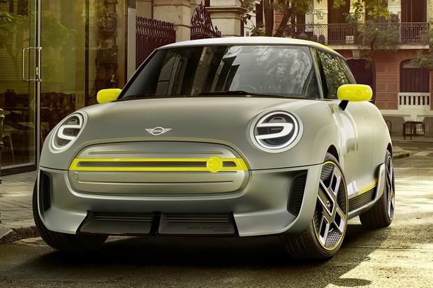 Elektromobil MINI se odhalí přesně za týden