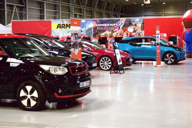 Co bylo k vidění na našem stánku na Prague Car Festivalu?