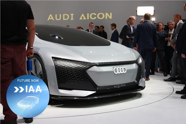 Smrt Tesly v živém přenosu? Audi má SUV s dojezdem přes 800 kilometrů