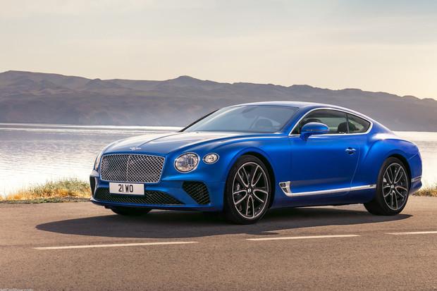 Elektrifikace je pro Bentley prioritou, říká šéf automobilky