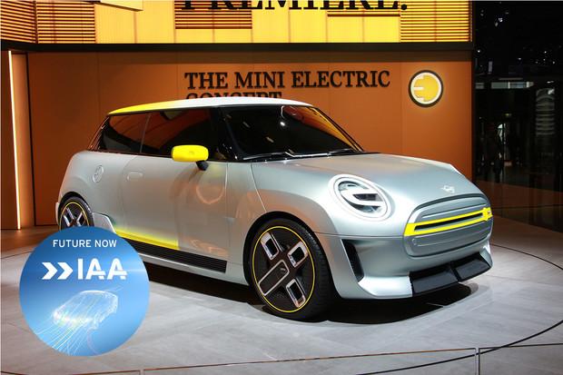 MINI Electric je tajemný koncept skrásným designem