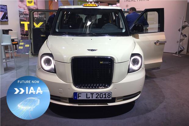 Detailně jsme si prohlédli budoucnost anglických taxi. Jde o elektrické Volvo XC90?