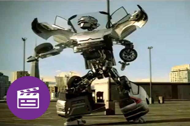 Nejlepší automobilové reklamy: Citroën C4 zrozen k tanci