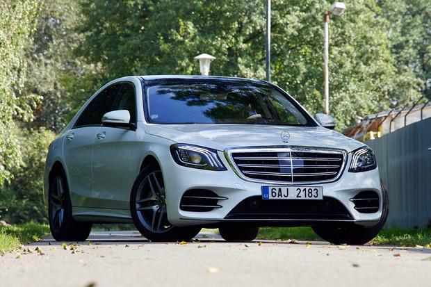 Daimler už testuje elektrickou třídu S. Dorazí i verze AMG s výkonem 600 koní?