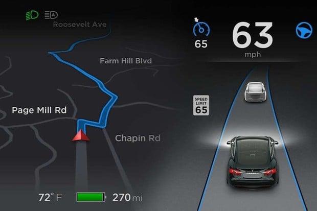 Model 3 dostává první softwarové aktualizace. Majitelům zadarmo přibývá výbava