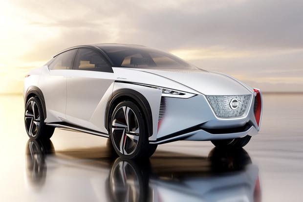 Nissan ukáže na CESu koncept IMx. Sedadla se za jízdy sklopí do lůžkové polohy