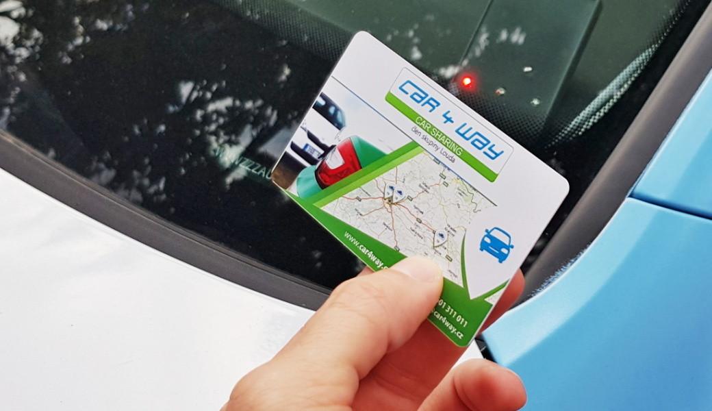 Carsharing CAR4WAY s Volkswagenem e-Golf