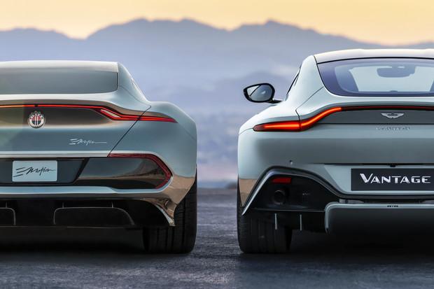 Nepřipomíná vám nový Aston Martin Vantage něco? Nám ano a nejsme rozhodně sami